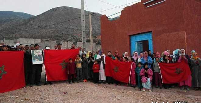 سكان بأزيلال يخرجون للاحتجاج من أجل هذه المطالب البسيطة