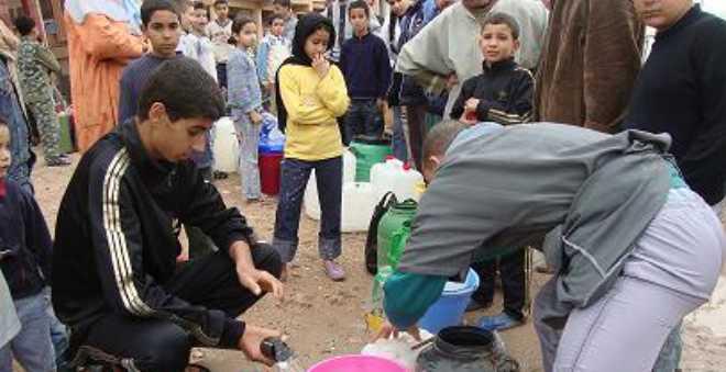 سكان في بني ملال غاضبون ويلوحون بتصعيد الاحتجاج لهذا السبب