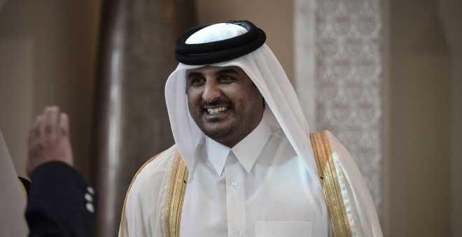 """رسميا.. أمير قطر يشارك في مؤتمر قمة المناخ """"كوب 22 """" بمراكش"""