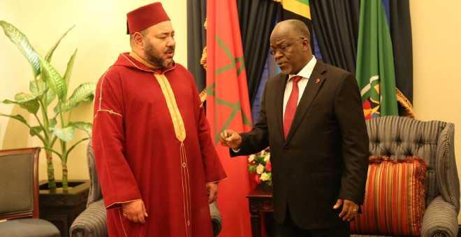 تنزانيا تدعم قرار المغرب الانضمام إلى الاتحاد الإفريقي