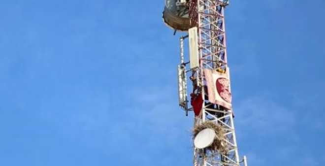 ولاية الرباط: مساع حثيثة تُبذل لإنهاء احتجاج شخصين دام 10 أيام فوق لاقط كهربائي!