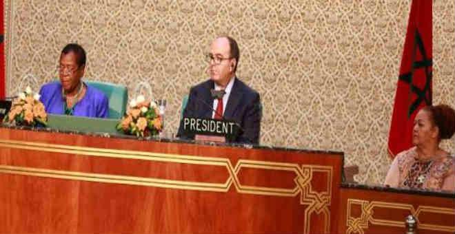 الاتحاد البرلماني الإفريقي يؤيد عودة المغرب إلى الاتحاد الافريقي