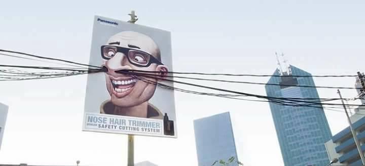 إعلانات تجارية بأفكار إبداعية