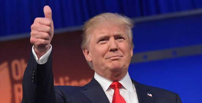 ترامب في خطاب النصر: سأكون رئيسا لكل الأمريكيين!