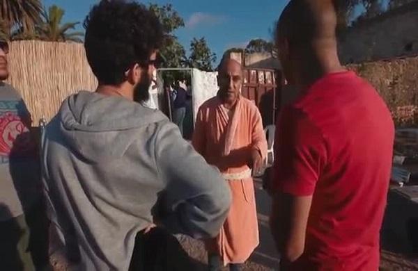 فيديو : كواليس لم تراها في تصوير سلسلة الكوبل