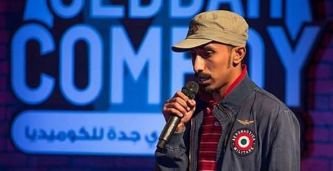 بالصورة.. بعد خلقه للجدل في المغرب طيلة الأيام الأخيرة.. الكوميدي السعودي يعتذر !!