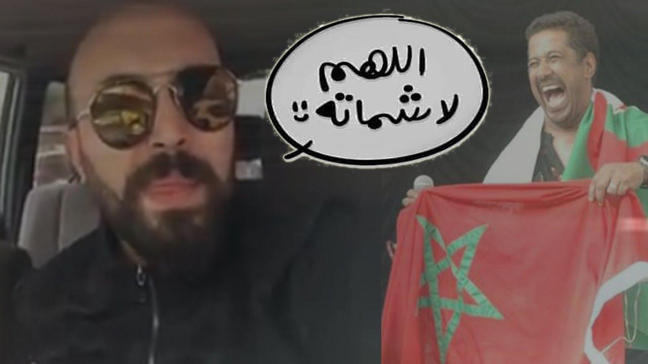 بالفيديو.. صديق سعد لمجرد يعود من جديد للرد على الشاب خالد