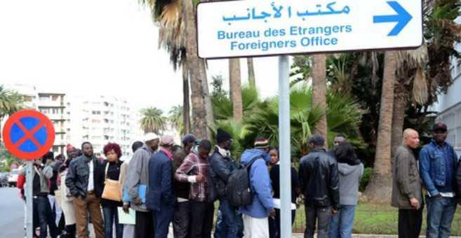 انطلاق المرحلة الثانية من إدماج المهاجرين في وضعية غير قانونية بالمغرب