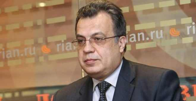 خبر عاجل..تقارير تتحدث عن مقتل السفير الروسي في تركيا