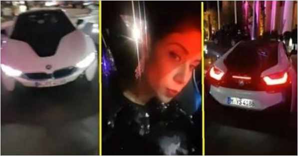بالفيديو : ليلى الحديوي تخلق الحدث فمهرجان مراكش