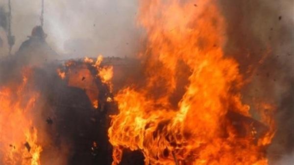 بالفيديو.. مروع.. شاهد أضخم حريق في تاريخ اليابان !!