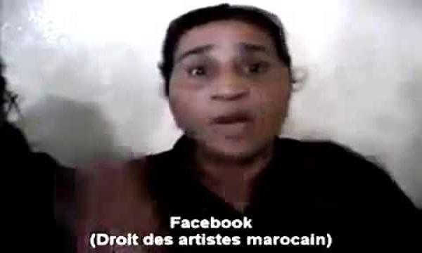 فيديو معاناة الفنانة زهور التلمساني