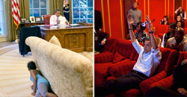 أفضل 20 صورة لأوباما خلال فترة توليه الرئاسة