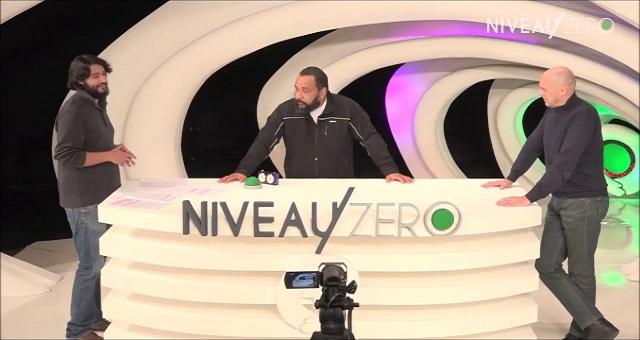 مفكر فرنسي يفقد أعصابه على الهواء مباشرة وقوم بضرب كاتب بسبب أفكاره العنصرية