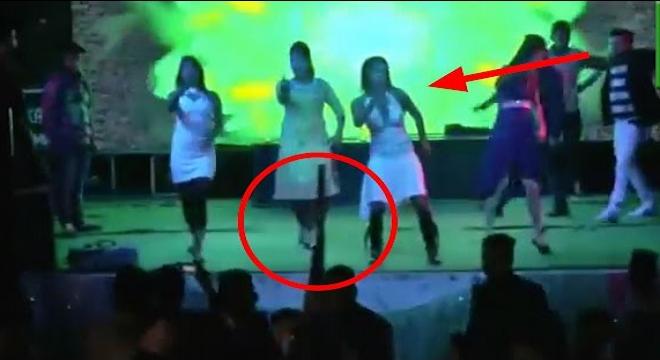 فيديو.. نجل سياسي كبير يقتل امرأة رفضت الرقص معه