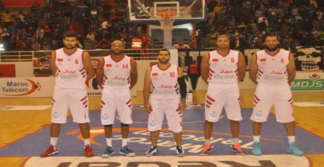 جمعية سلا يفوز بكأس العرش لكرة السلة