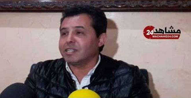 الممثل عبد الكبير الركاكنة يُفسر سبب غيابه عن مهرجان السينما بمراكش