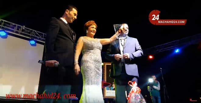 المهرجان الدولي للفيلم القصير بالدار البيضاء يُكرّم الممثلة المصرية لبلبة