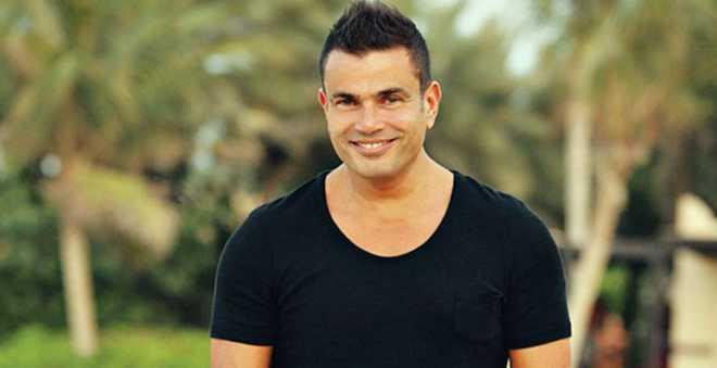 بسبب المحجبات.. عمرو دياب يهدد بإلغاء حفله المرتقب !!
