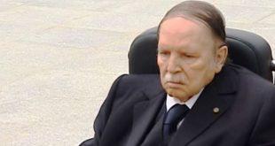 الرئاسة الجزائرية