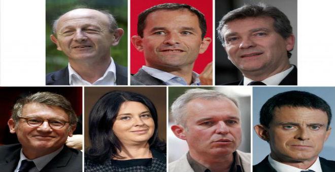 7 مرشحين يتنافسون على تمثيل اليسار الفرنسي في الانتخابات الرئاسية
