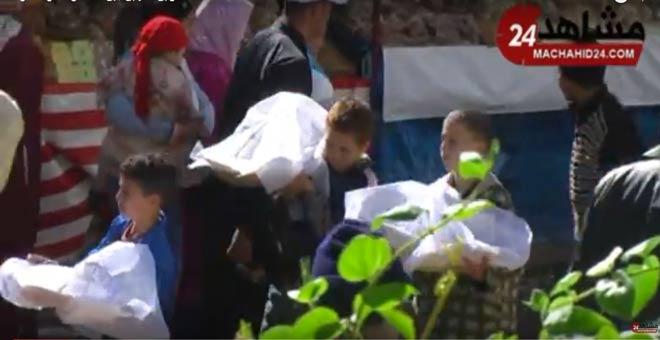 أطفال تائهون بين الأضرحة والشعوذة في ذكرى المولد النبوي بمكناس
