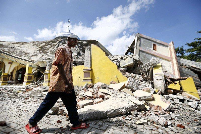 عاجل. زلزال عنيف يهز إندونيسيا