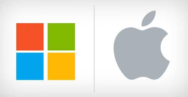 مبيعات ماك بوك في تراجع مستمر ومنتجات مايكروسوفت تسحب منها البساط