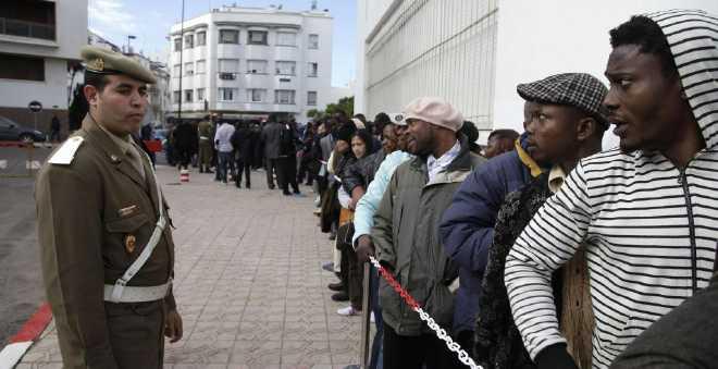 الاتحاد الأوروبي ينوه بقرار المغرب إطلاق جولة ثانية لتسوية أوضاع المهاجرين