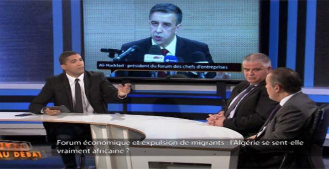 الجزائر: مقص الرقيب يطال برنامجا تلفزيونيا حول المهاجرين