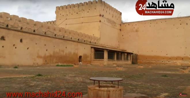 حبس قارا.. أقدم سجن في تاريخ المغرب بعدسة مشاهد24