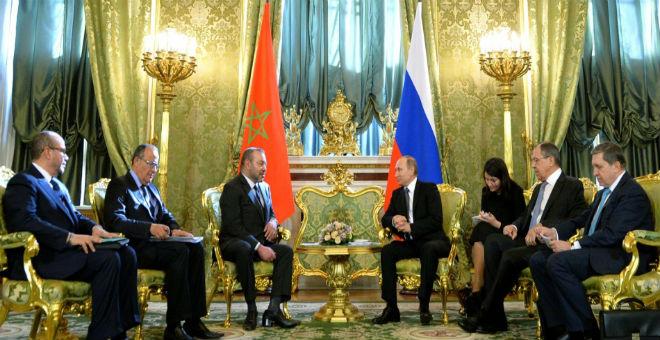 مجلس الأمن الروسي يشيد بالتفاهم الكبير مع المغرب