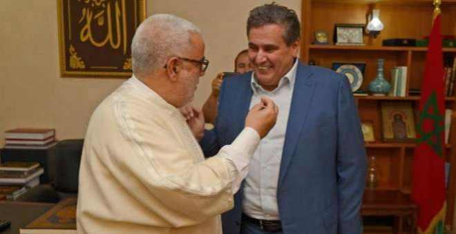 بنكيران يتبرأ من تصريح صحافي حول عزيز اخنوش