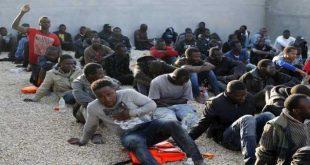 المهاجرين الأفارقة