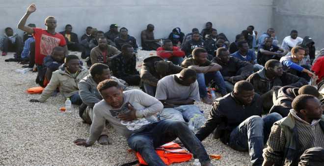 فضيحة إنسانية.. الجزائر تحتجز آلاف المهاجرين غير الشرعيين بطريقة بئيسة!