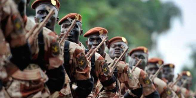 الجيش الإيفواري