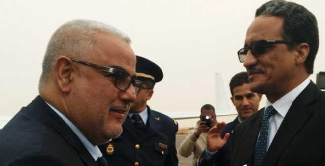 بتكليف ملكي.. بنكيران يصل إلى موريتانيا لاحتواء تصريحات شباط