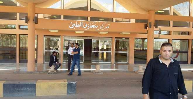 ليبيا. تفجير حقيبتين مفخختين في مركز بنغازي الطبي