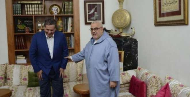 صحف الصباح:لقاء الفرصة الأخيرة بين بنكيران وعزيز أخنوش