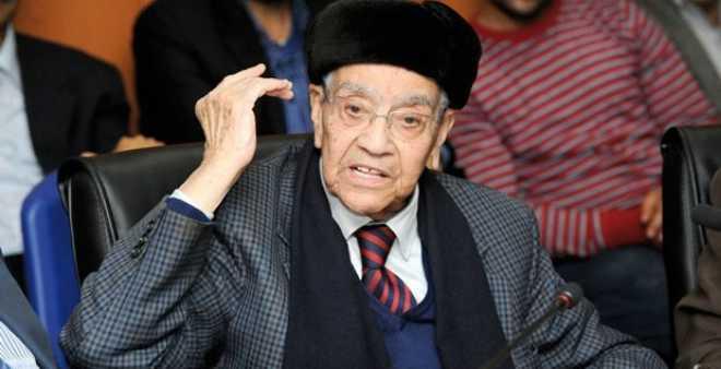 تشييع جنازة الراحل امحمد بوستة غدا الأحد بمدينة مراكش