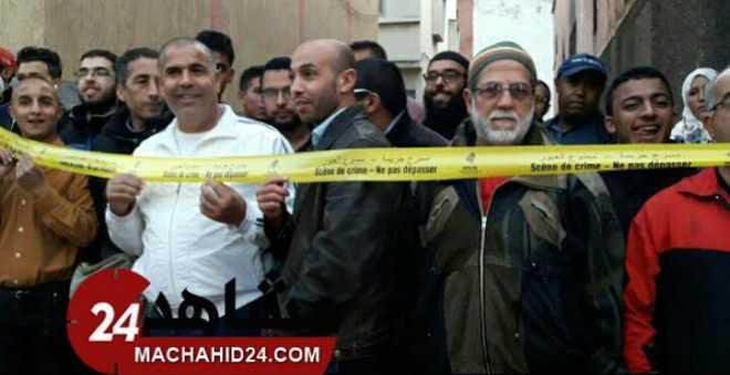 بالفيديو. إعادة تمثيل سرقة الشاب الذي تعاطف معه المغاربة