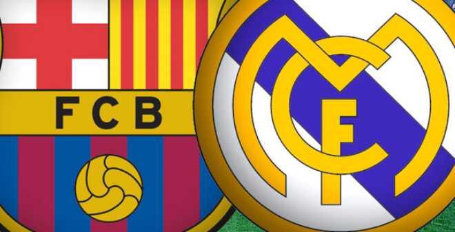 هذه تشكيلة ريال مدريد وبرشلونة لمباراة الكلاسيكو