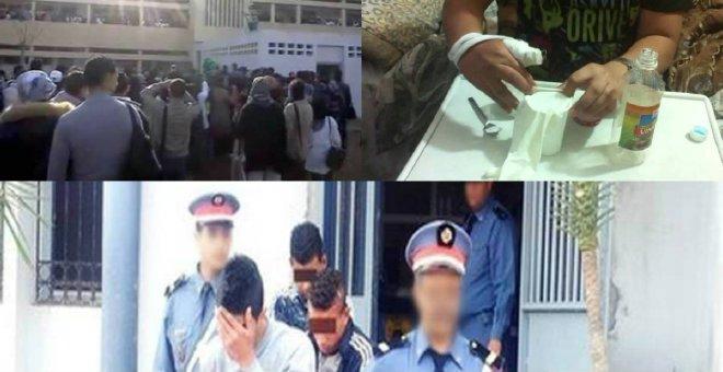 خطير.. القاء القبض على تلاميذ في اسفي بعد تخطيطهم لتفجير ثانويتهم