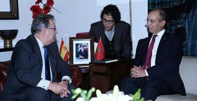 الرباط. اجتماع أمني رفيع المستوى يجمع وزير الداخلية المغربي ونظيره الإسباني