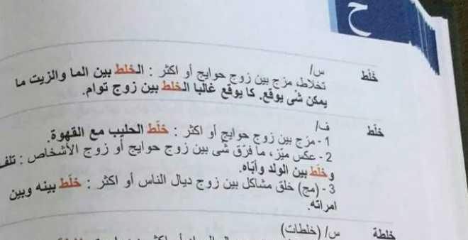 بعد الجدل.. الدارجة المغربية تحظى بقاموس خاص