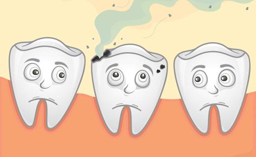 تعرفوا على الطرق الطبيعية الاكثر فعالية لمعالجة تسوس الأسنان !!