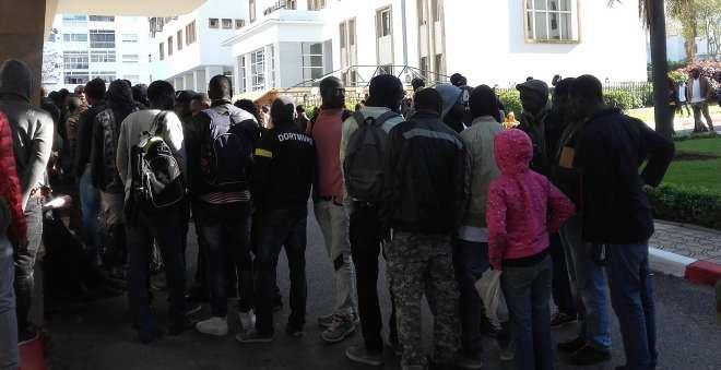 بعد ''التسوية''.. مطالب بسكن لائق للمهاجرين بالمغرب ودول جواره