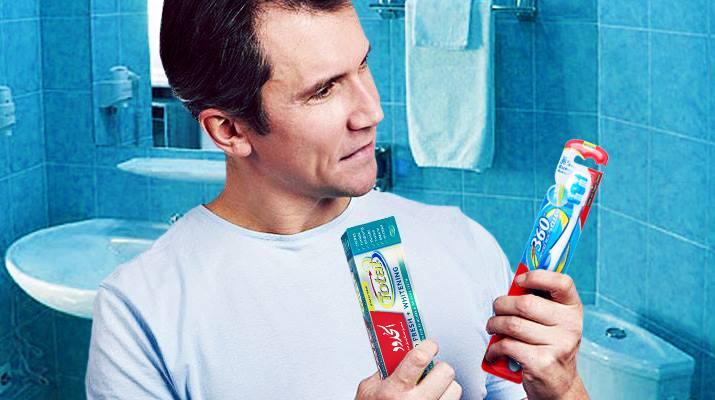 دراسة: اقتناء فرشاة الأسنان غير كافٍ، بل يجب استعمالها كي تؤدي مفعولها