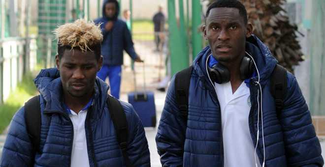 المنتخب الغابوني يستدعي لاعبي الرجاء