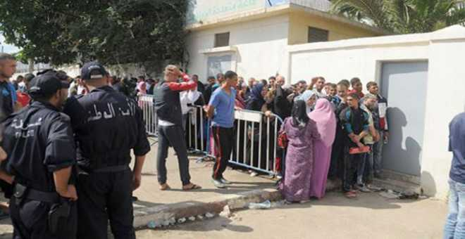 إقصاء مئات الأسر الجزائرية من السكن اللائق